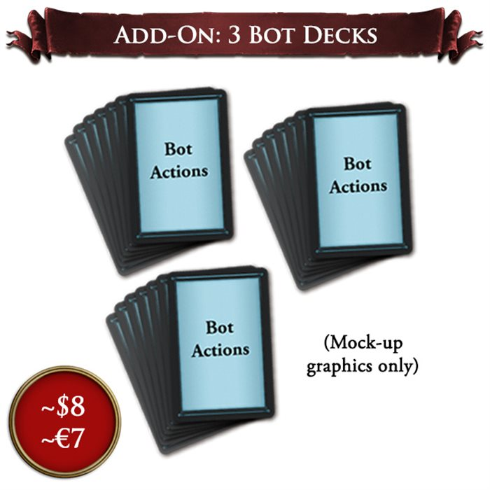 3 Additional Bot Decks
