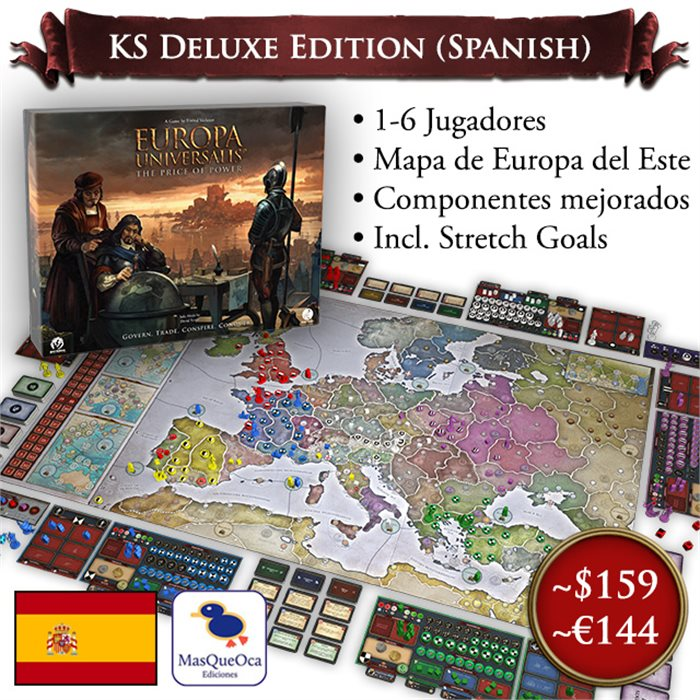 Deluxe Edition (SPANISH VERSION) Late Pledge