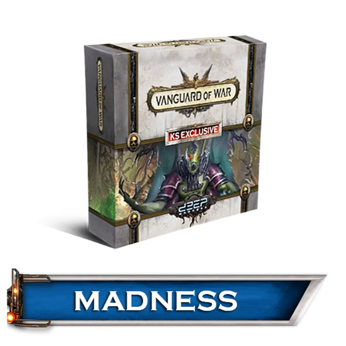 Madness expansion