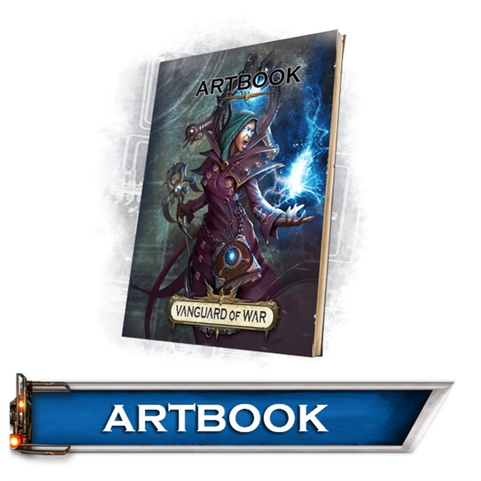 VoW Art Book