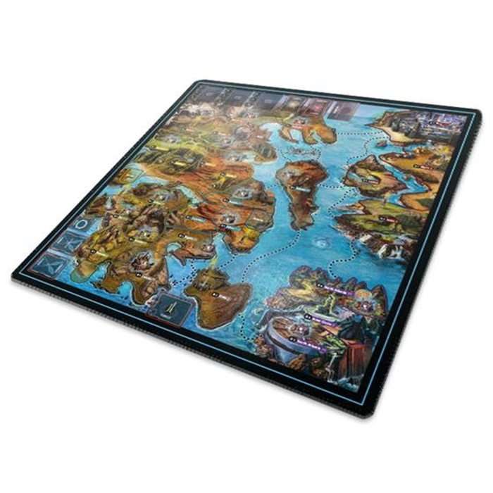 Lords of Hellas playmat (ENG)