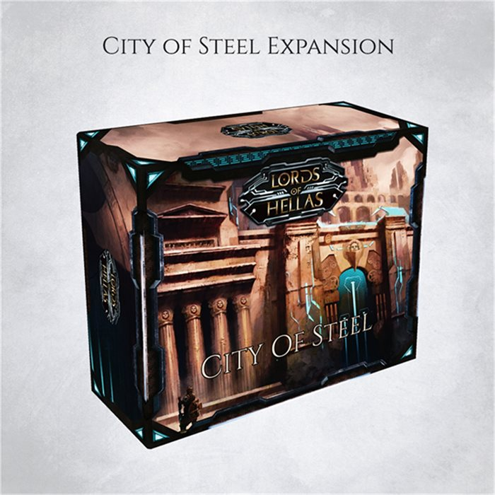 City of Steel Expansion (ENG)