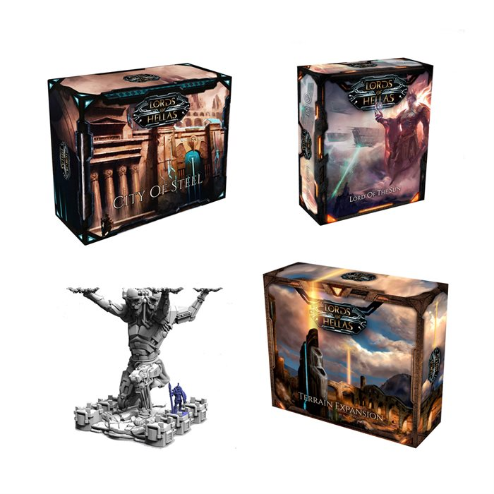 Lords of Hellas Expansions bundle