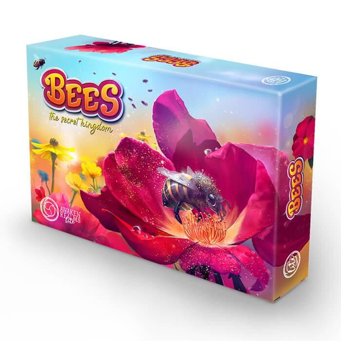 Bees: secret kingdom
