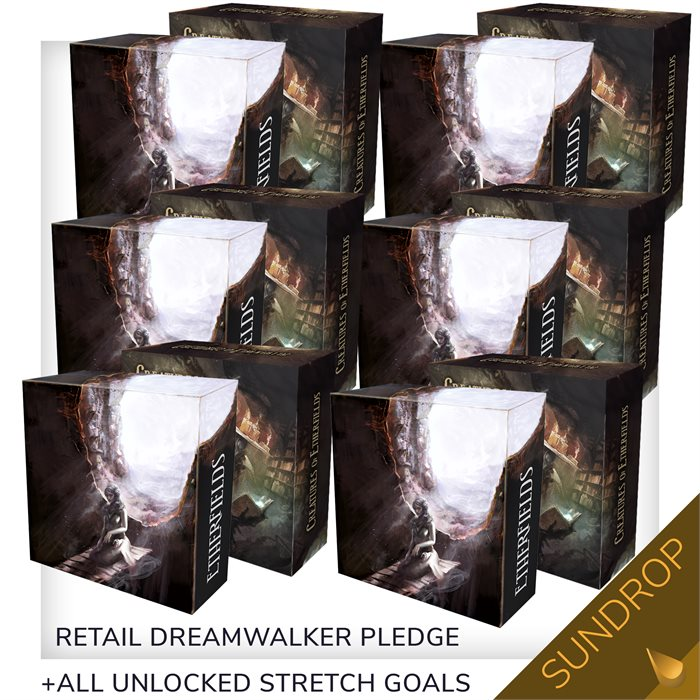 Dreamwalker Group Pledge (Sundrop)