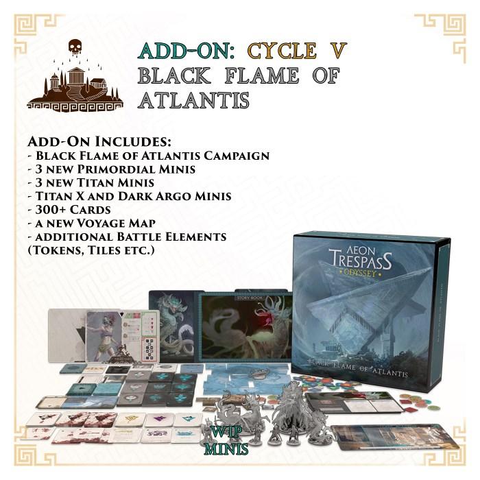 Black Flame of Atlantis Campaign Expansion
