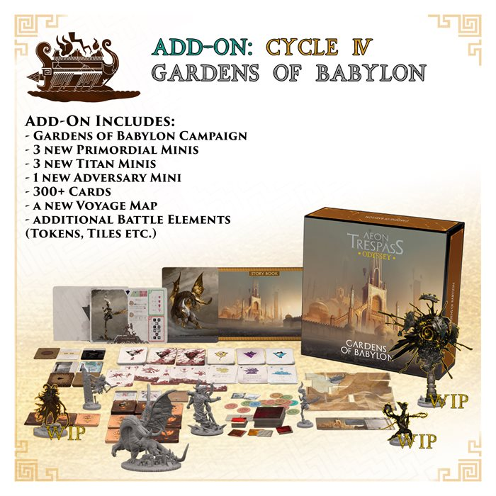 Gardens of the Babylon Campaign Expansion