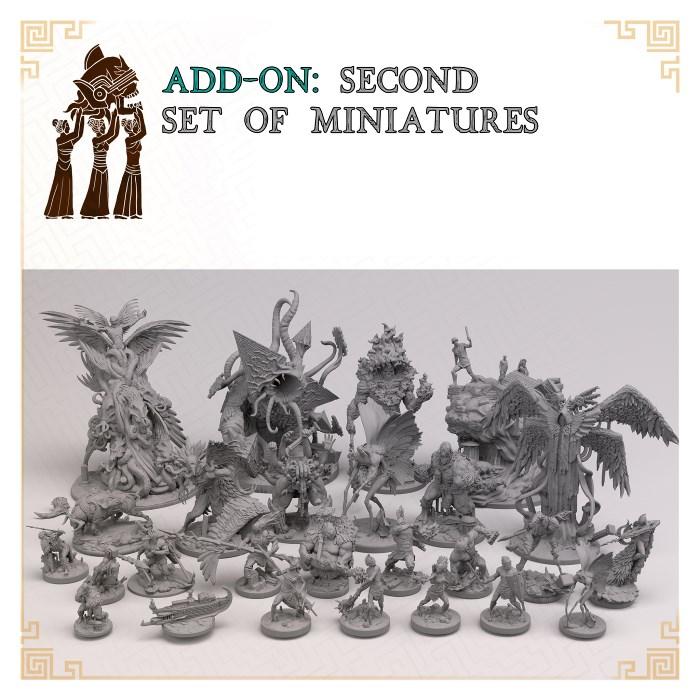 Second Miniature Set