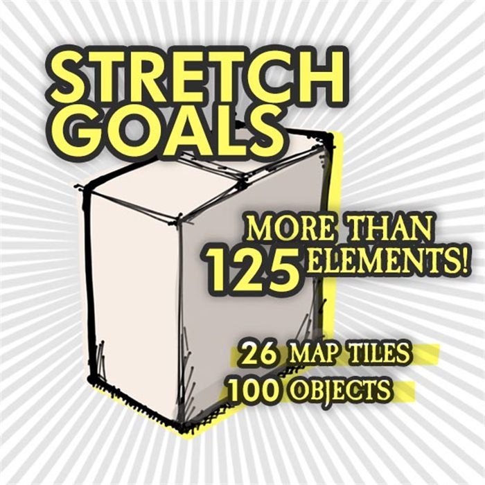 Stretch Goal Pack