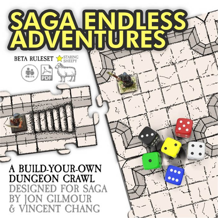 Saga Endless Adventures