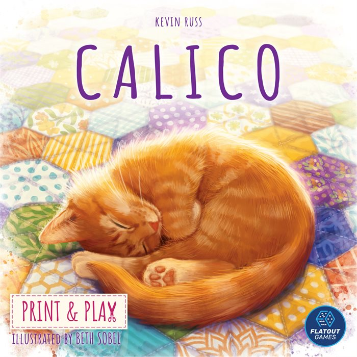 Calico - Print and Play
