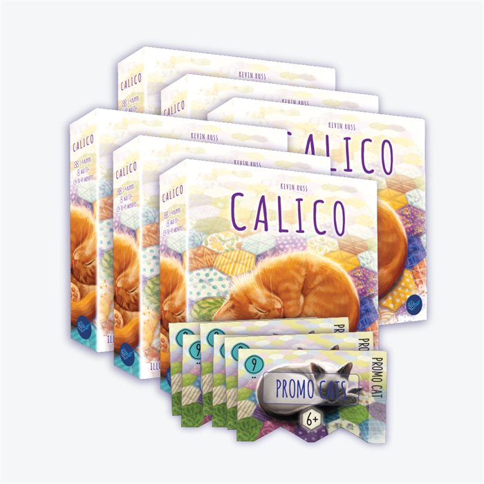 Calico - KS Edition X 6