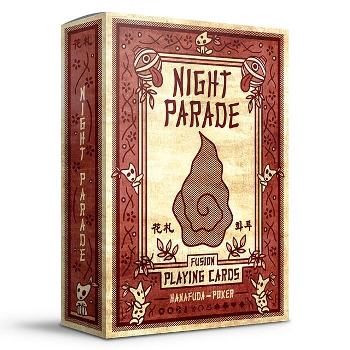 24 Night Parade Decks