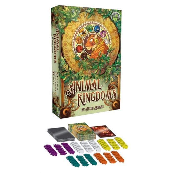 Animal Kingdoms: Deluxe Version