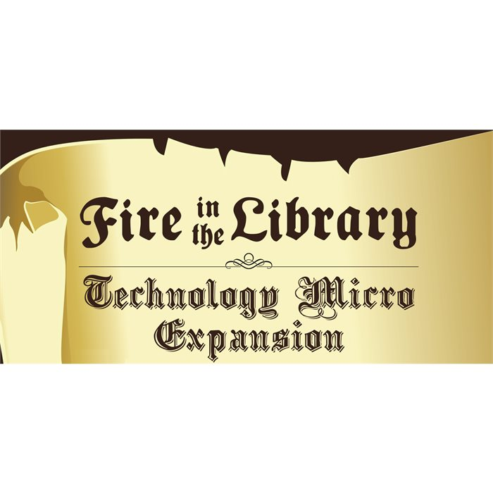 Fire in the Library: Technology Expansion