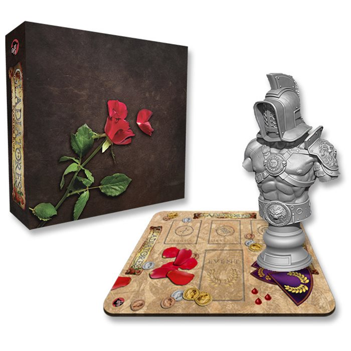 Gladiatores: Blood for Roses (Deluxe edition)