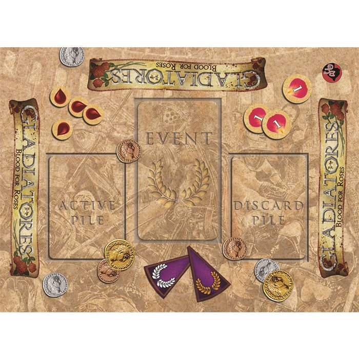 Gladiatores: Playmat