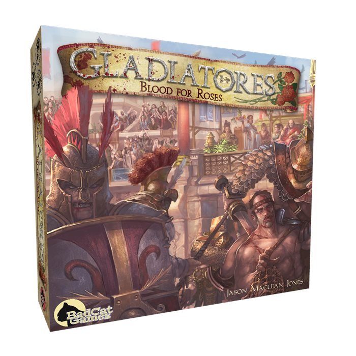 Gladiatores: Blood for Roses Core Game