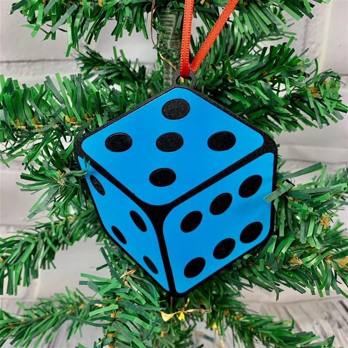 D6 Ornament