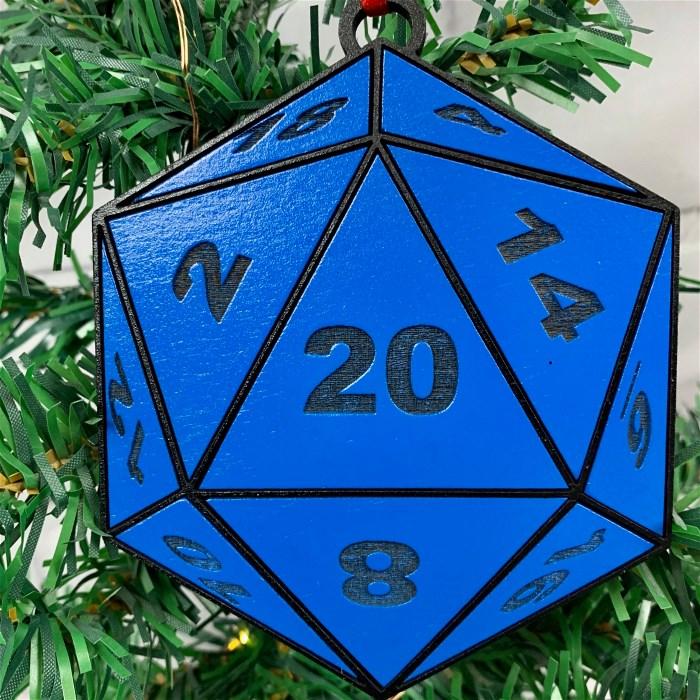 D20 Ornament