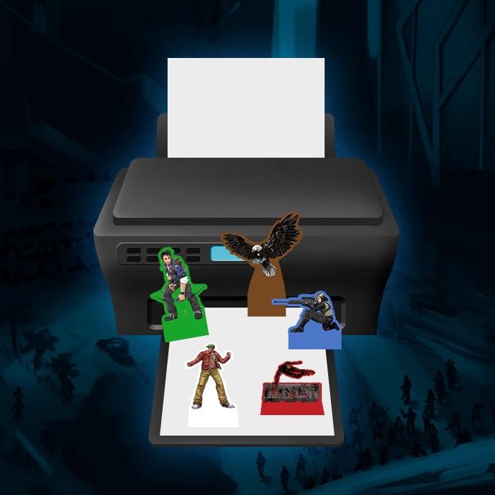Premium Print & Play