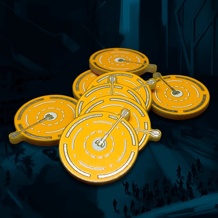 Aurbits Objective Token Set - Late Pledge