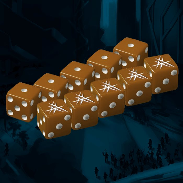 Animals Faction Dice