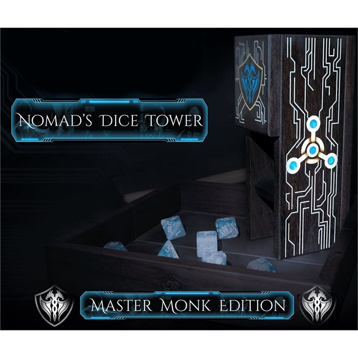 Katalox Omicron Protocol Nomad's Dice Tower