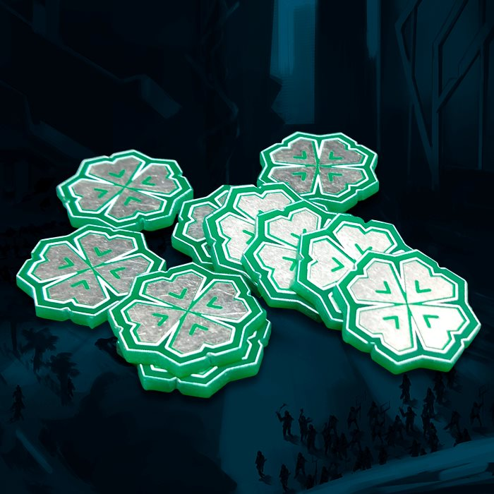 Aurbits Luck Token Set - Late Pledge