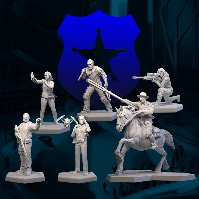 Peacemaker Metal Miniatures - Late Pledge