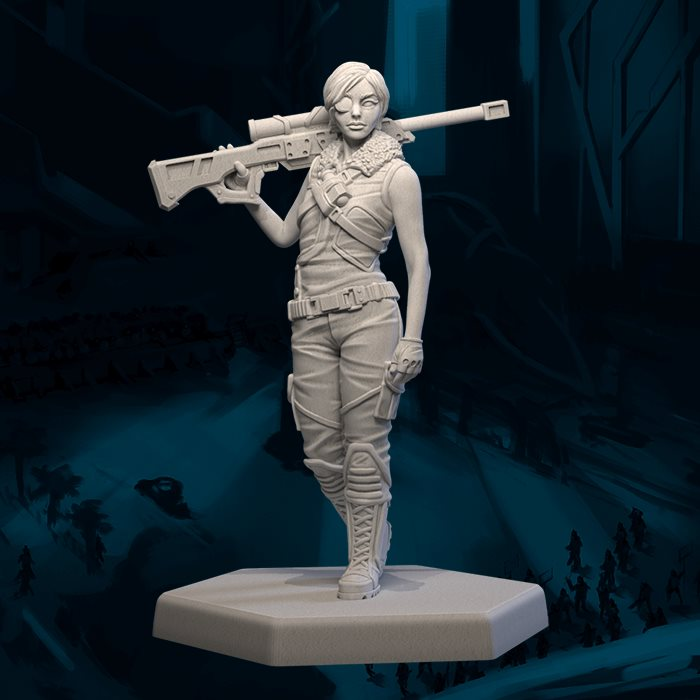 Limited Edition Bolt Miniature