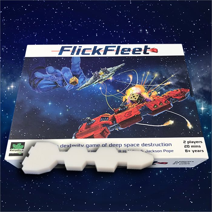 FlickFleet Game - Standard