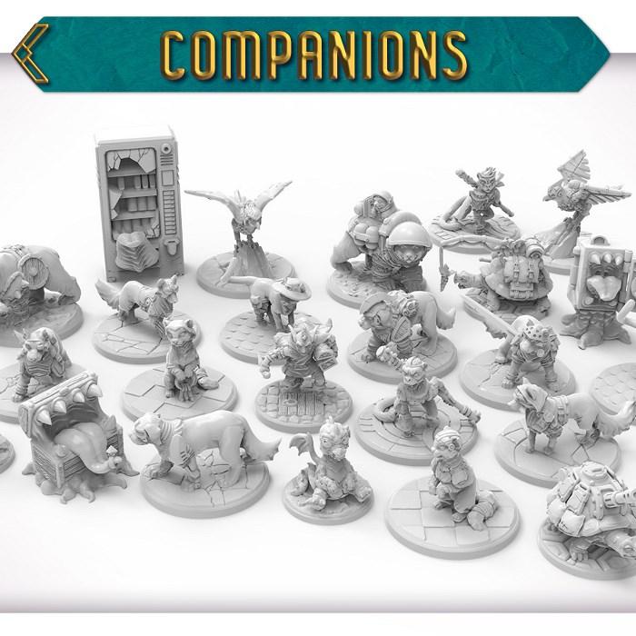 Companions & Co.