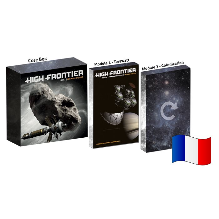 FRENCH COMPLETE SPACE EXPLORER