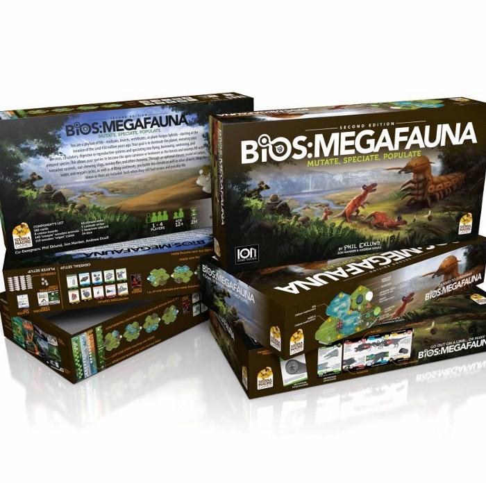 Bios: Megafauna 2nd edition