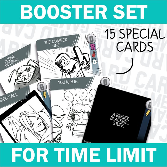 Add-ons Booster Cards (Limit Time)