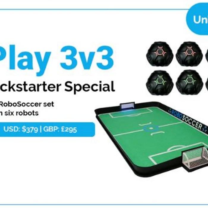 Kickstarter Special | Play 3v3