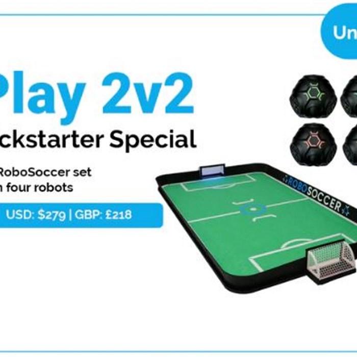 Kickstarter Special   Play 2v2