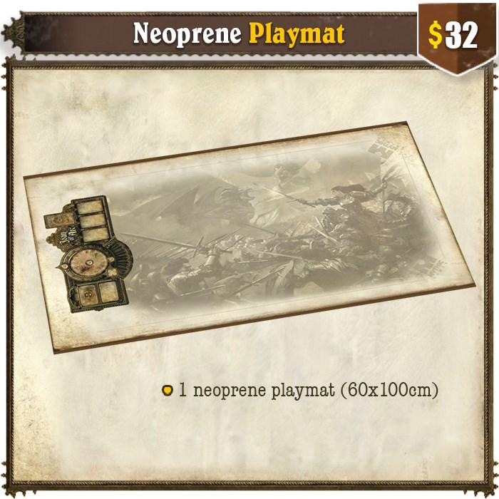 Neoprene Playmat