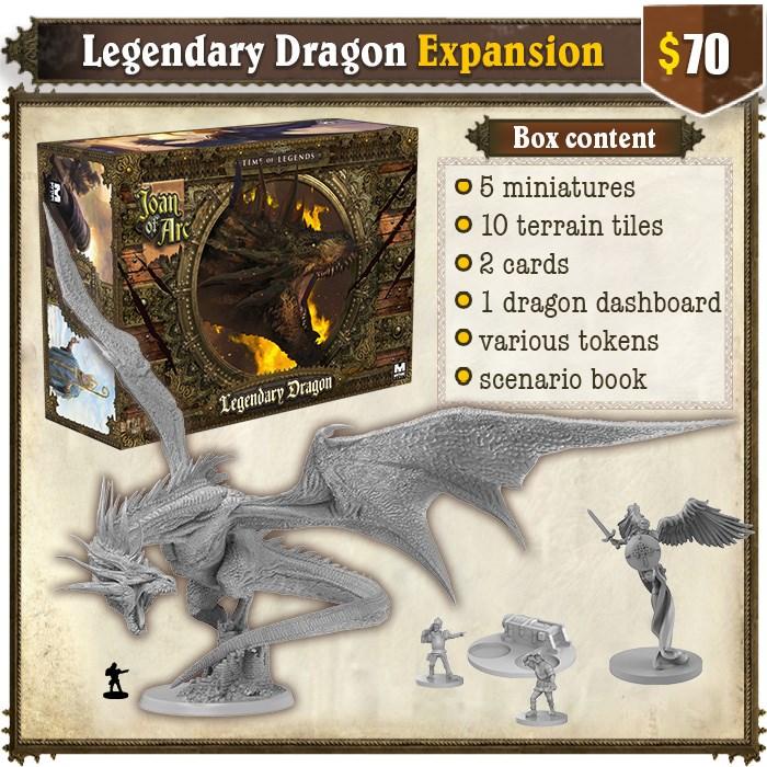 Legendary Dragon Expansion