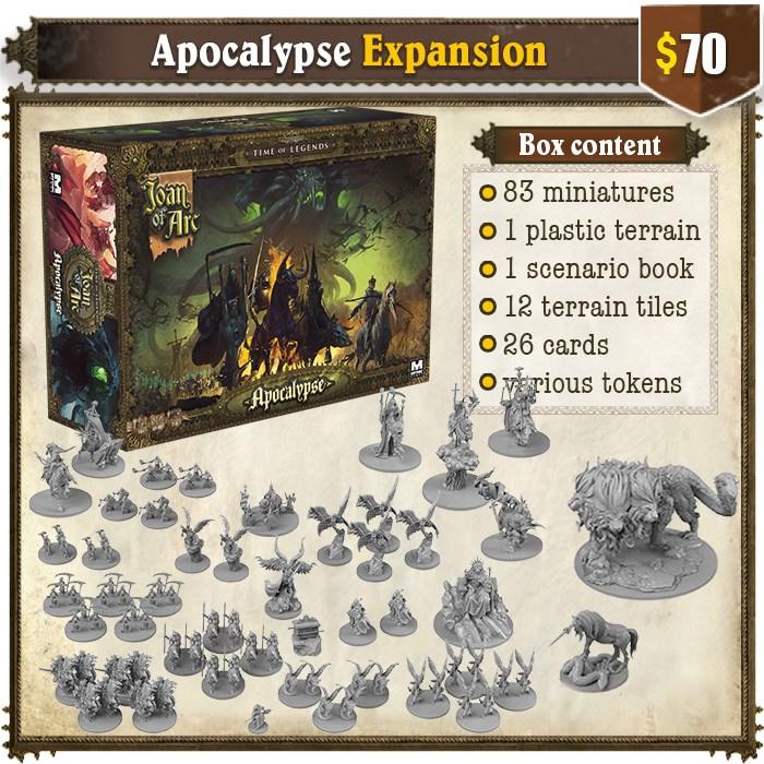 Apocalypse Expansion