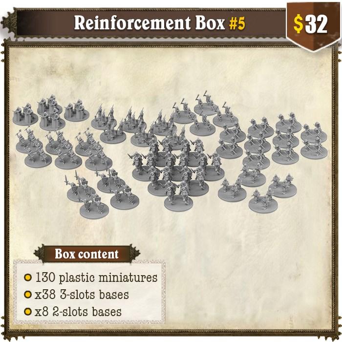 Reinforcement Box #5