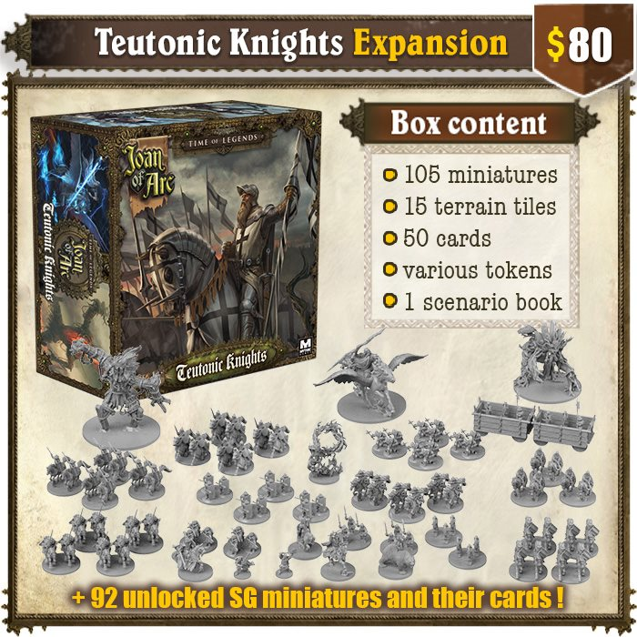 Teutonic Knights Expansion