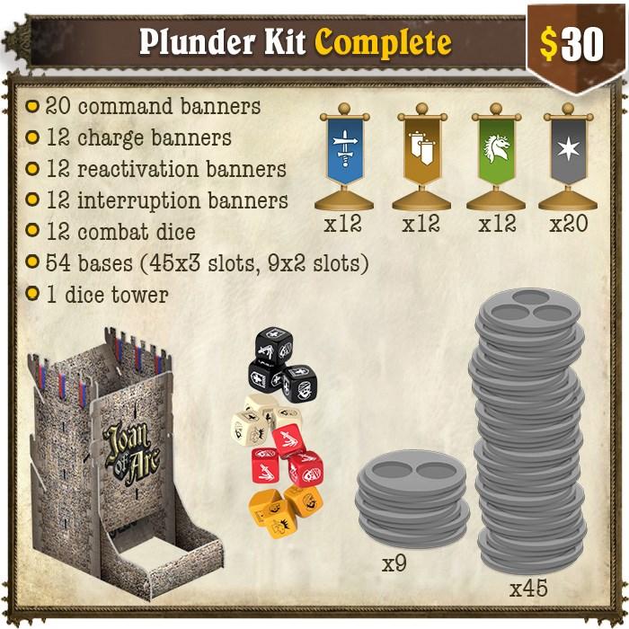 Plunder Kit Complete