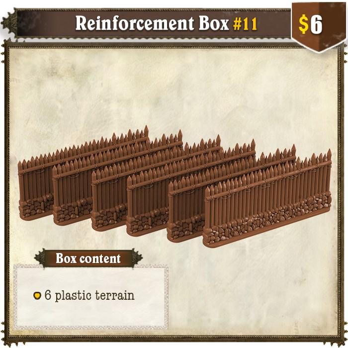 Reinforcement Box #11