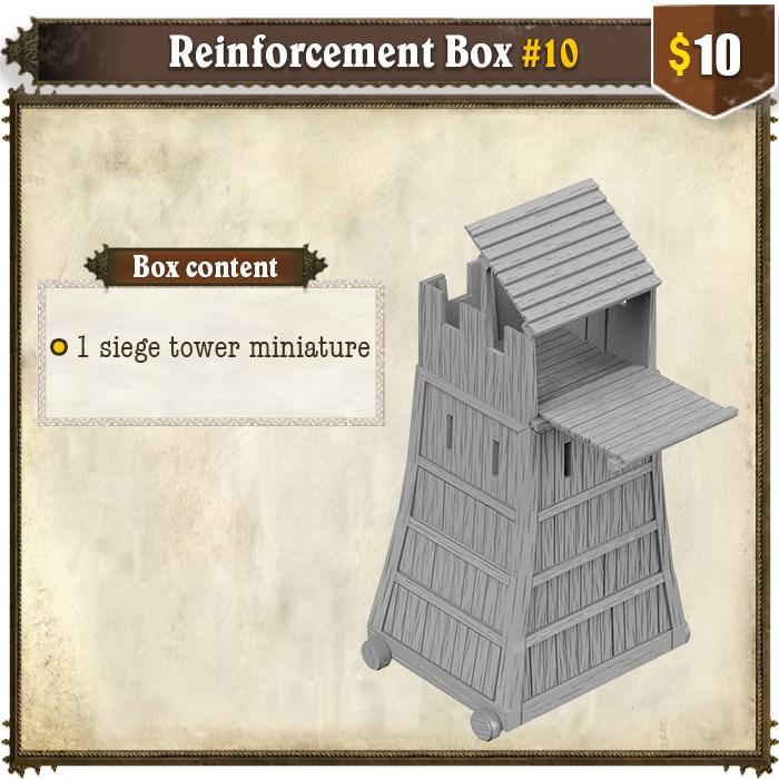 Reinforcement Box #10