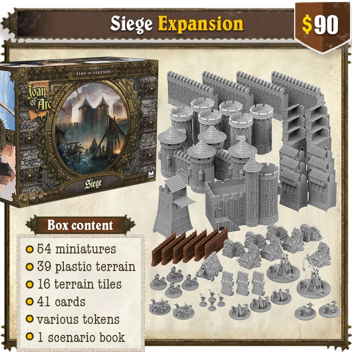 Siege Expansion