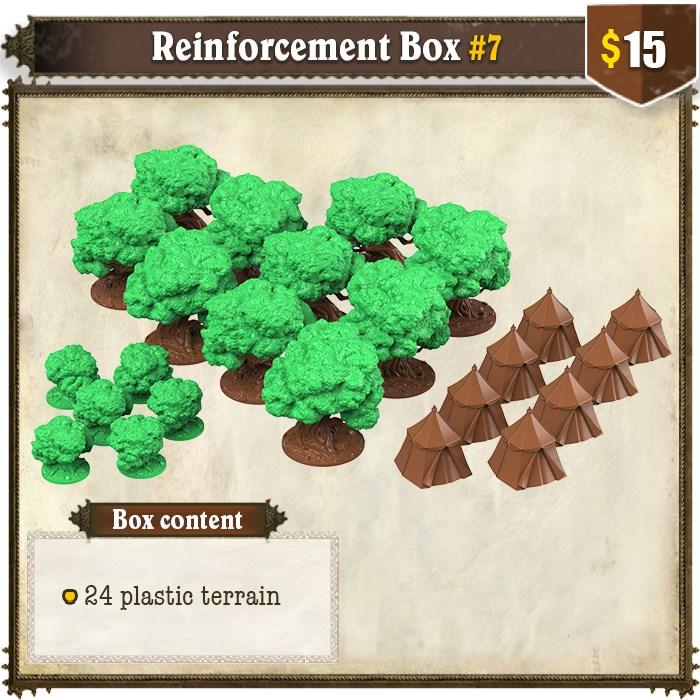 Reinforcement Box #7