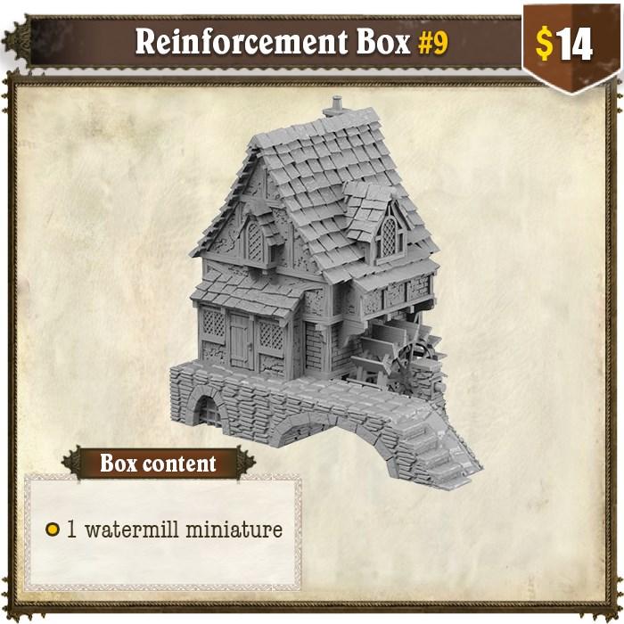 Reinforcement Box #9