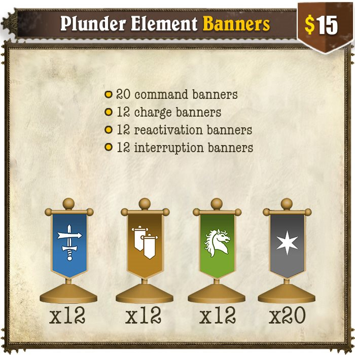 Plunder Banners